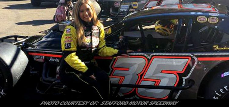 Sami Anderson Joins Stafford Motor Speedway S Sk Light Rookie Class For 2019 Race Pro Weekly