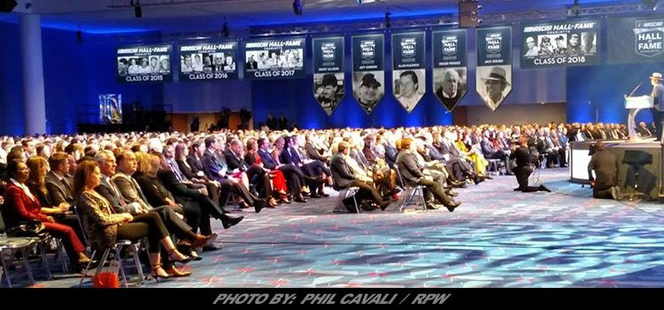 Carolina Motorsports Park >> NASCAR Hall Of Fame Induction Ceremony For 2019 Honors Five Racing Legends – Race Pro Weekly